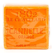 Kup Mydło - Le Chatelard 1802 Soap Cinnamon Orange