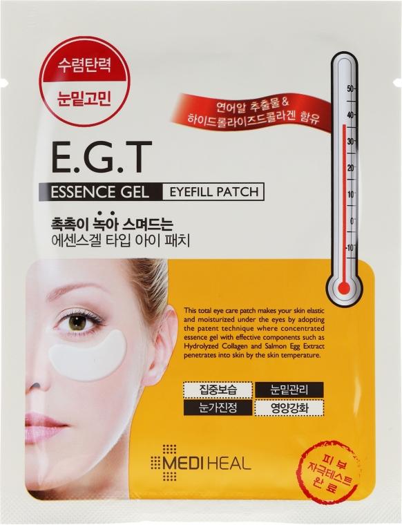 Hydrożelowe płatki pod oczy - Mediheal E.G.T Essence Gel Eyefill Patch