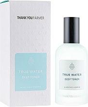Kup Głęboko nawilżający tonik do twarzy - Thank You Farmer True Water Toner