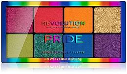 Kup PRZECENA! Paleta cieni do powiek - Makeup Revolution x Pride Spirit of Pride Shadow Palette *