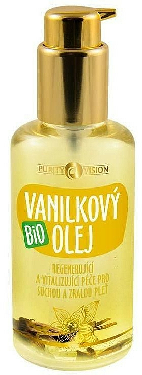 Olejek waniliowy - Purity Vision Bio