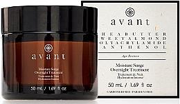 Kup Intensywnie nawilżający krem do twarzy na noc - Avant Skincare Moisture Surge Overnight Treatment