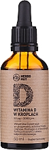 Kup Witamina D w kroplach - Noble Health Vitamin D