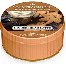 Kup Podgrzewacz zapachowy - Country Candle Gingerbread Latte Daylight