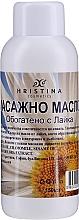 Kup Olejek do masażu z rumiankiem - Hristina Cosmetics Chamomile Massage Oil