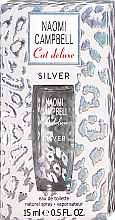 Kup Naomi Campbell Cat Deluxe Silver - Woda toaletowa (miniprodukt)