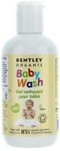 Kup Żel do mycia i szampon dla dzieci Aloes, rumianek i lawenda - Bentley Organic Baby Wash Witah Aloe Vera, Chamomile And Lavender
