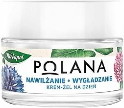 Kup Nawilżający krem-żel do twarzy na dzień - Polana