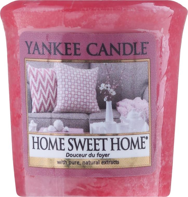 Świeca zapachowa sampler - Yankee Candle Home Sweet Home