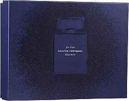 Kup Narciso Rodriguez for Him Bleu Noir - Zestaw (edp 100 ml + edp 10 ml + sh/gel 75 ml)