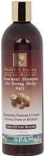 Kup Szampon dla zdrowych i lśniących włosów z olejem arganowym - Health And Beauty Argan Treatment Shampoo for Strong Shiny Hair