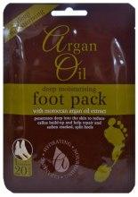 Kup Maseczka do stóp z olejem arganowym - Xpel Marketing Ltd Argan Oil
