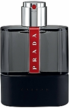 Prada Luna Rossa Carbon - Zestaw (edt/100ml + sh/gel/100ml + edt/10ml) — фото N4