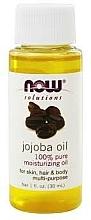 Kup Czysty olej jojoba - Now Foods Solutions Jojoba Oil