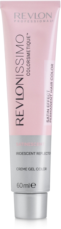 Farba do włosów - Revlon Professional Revlonissimo Colorsmetique Satinescent — фото N2