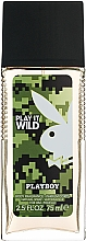 Kup Playboy Play It Wild for Him - Perfumowany dezodorant w atomizerze