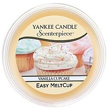 Kup Wosk zapachowy - Yankee Candle Vanilla Cupcake Scenterpiece Melt Cup