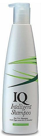 Szampon do włosów z drzewa herbacianego - IQ Intelligent Tea Tree Shampoo — фото N1