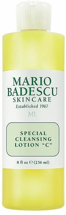 Oczyszczający balsam z witaminą C do twarzy - Mario Badescu Special Cleansing Lotion 'C' — фото N1