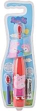 Kup Elektryczna szczoteczka do zębów dla dzieci - Lorenay Peppa Pig Electric Toothbrush