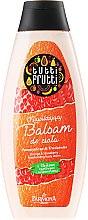 Kup Orzeźwiający balsam do ciała Pomarańcza i truskawka - Farmona Tutti Frutti Orange & Strawberry