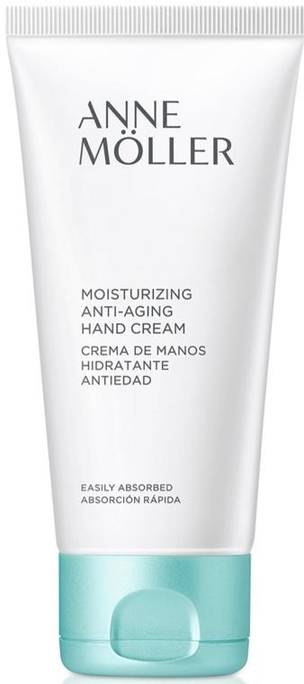 Nawilżajacy krem przeciwstarzeniowy do rąk - Anne Moller Moisturizing Anti Aging Hand Cream — фото N1