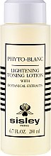 Płyn tonizujący z roślinnymi ekstraktami - Sisley Phyto-Blanc Lightening Toning Lotion — фото N2