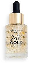 Kup Rozświetlające serm pod makijaż - Revolution Pro 24k Priming Serum