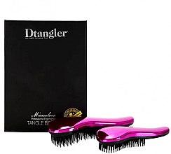 Kup Zestaw szczotek do włosów - KayPro Dtangler Miraculous Pink (2 x brush)