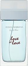 Kup Dolce & Gabbana Light Blue Love is Love Pour Femme - Woda toaletowa