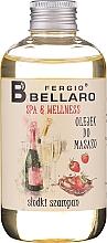 Kup Olejek do masażu ciała Szampan - Fergio Bellaro Massage Oil Sweet Champagne