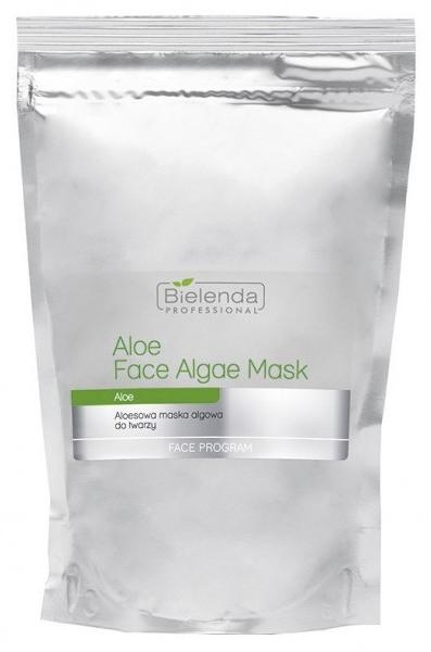 Aloesowa maska algowa do twarzy - Bielenda Professional Face Algae Mask With Aloe (uzupełnienie)