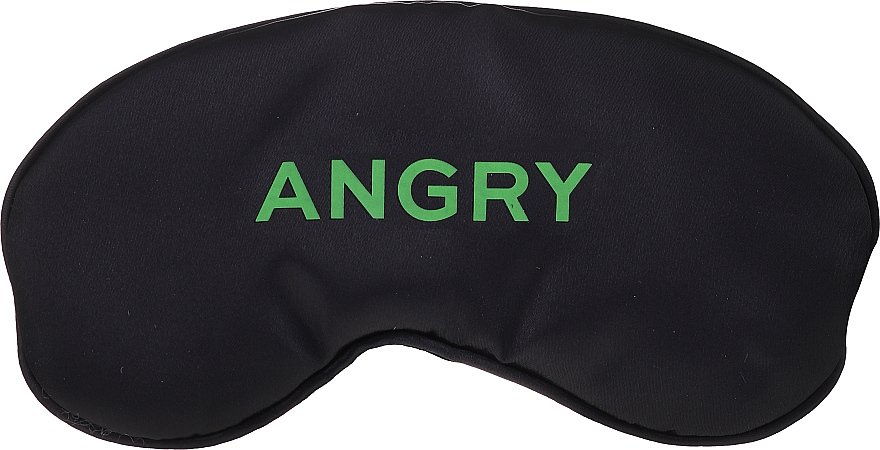 Maska do spania na oczy - Revolution Skincare Angry Mood Soothing Sleeping Eye Mask — фото N1