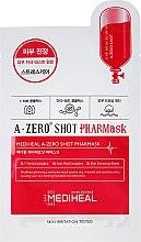 Kup Maska w płacie do twarzy do skóry podrażnionej i wrażliwej - Mediheal A-Zero Shot PharMask