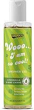 Kup Żel pod prysznic - Wooden Spoon I Am So Cool Shower Gel