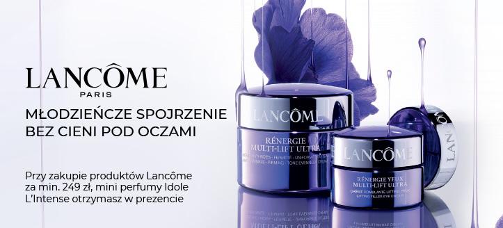 Przy zakupie produktów Lancôme za min. 249 zł, mini perfumy Idole L'Intense otrzymasz w prezencie