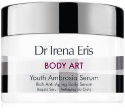 Kup Bogate serum anti-aging do ciała - Dr Irena Eris Body Art Youth Ambrosia Serum