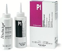 Kup Zestaw do trwałej ondulacji do włosów normalnych - Fanola P1 Perm Kit for Normal Hair