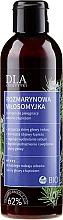Kup Szampon do pielęgnacji włosów z łupieżem Rozmarynowa włosomyjka - DLA