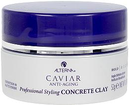 Kup Glinka do układania włosów - Alterna Caviar Anti Aging Styling Concrete Clay
