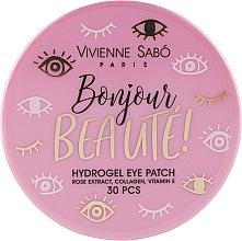 Kup Hydrożelowe płatki pod oczy - Vivienne Sabo Bonjour, Beaute! Hydrogel