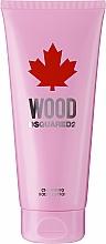 Kup Dsquared2 Wood Pour Femme - Perfumowany balsam do ciała