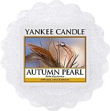 Kup Wosk zapachowy - Yankee Candle Autumn Pearl Tarts Wax Melts