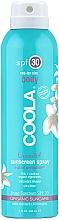 Kup Bezzapachowy przeciwsłoneczny spray do ciała - Coola Body Sunscreen Spray SPF 30