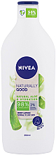 Kup Balsam do ciała - Nivea Naturally Good Body Lotion