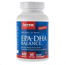 Kup Kwasy tłuszczowe EPA-DHA (Omega 3) w kapsułkach - Jarrow Formulas EPA-DHA Balance