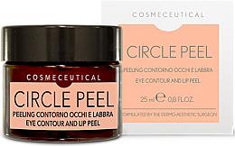 Kup Peeling do ust i okolicy wokół oczu - Surgic Touch Circle Peel Eye Contour And Lip Peel