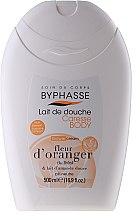 Krem pod prysznic - Byphasse Caresse Shower Cream Orange Blossom — фото N1