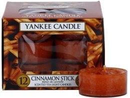 Podgrzewacze zapachowe tealight - Yankee Candle Scented Tea Light Candles Cinnamon Stick — фото N1