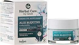 Kup Krem-żel nawilżający Algi błękitne z wodą termalną - Farmona Herbal Care